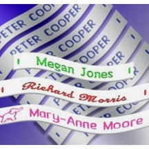 Fabric Nametapes for clothes