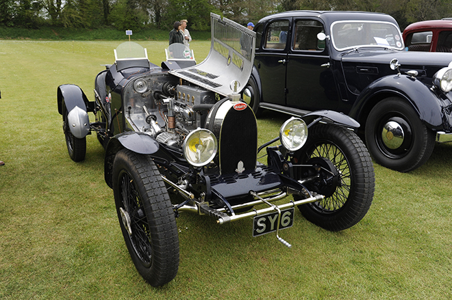 Downside Concours Delegance