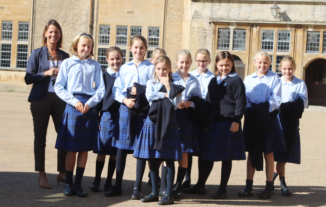 Downside School Somerset Choir