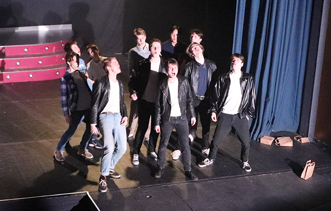 Downside School Musical Performing arts