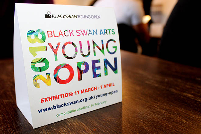 Downside Pupils Art Exhibition - Black Swan Arts Open 2018