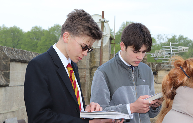 Downside Boarding Day School Somerset