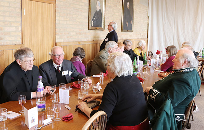 Downside Petre Society Lunch 2019