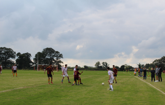 OGFC against the School
