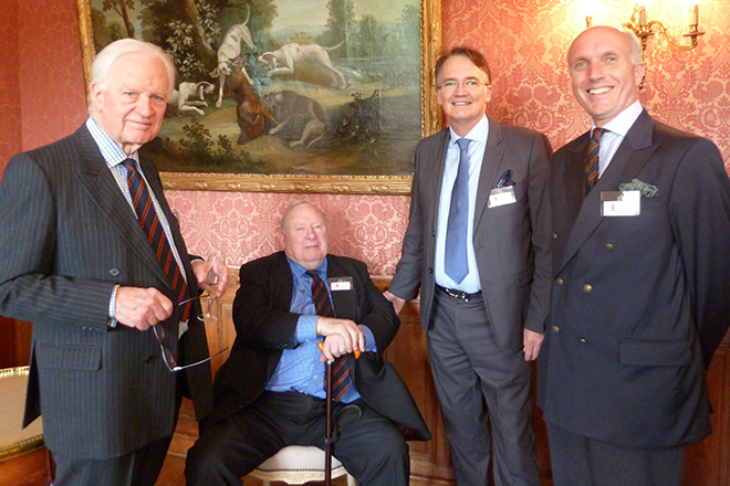 Downside Abbey Paris Reunion
