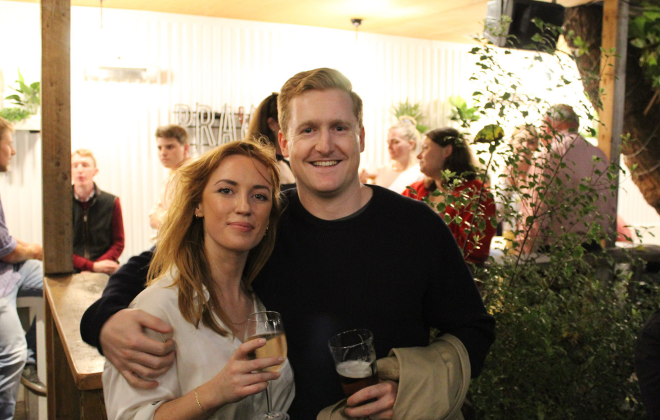 Organisers of the Under 35 Drinks Event