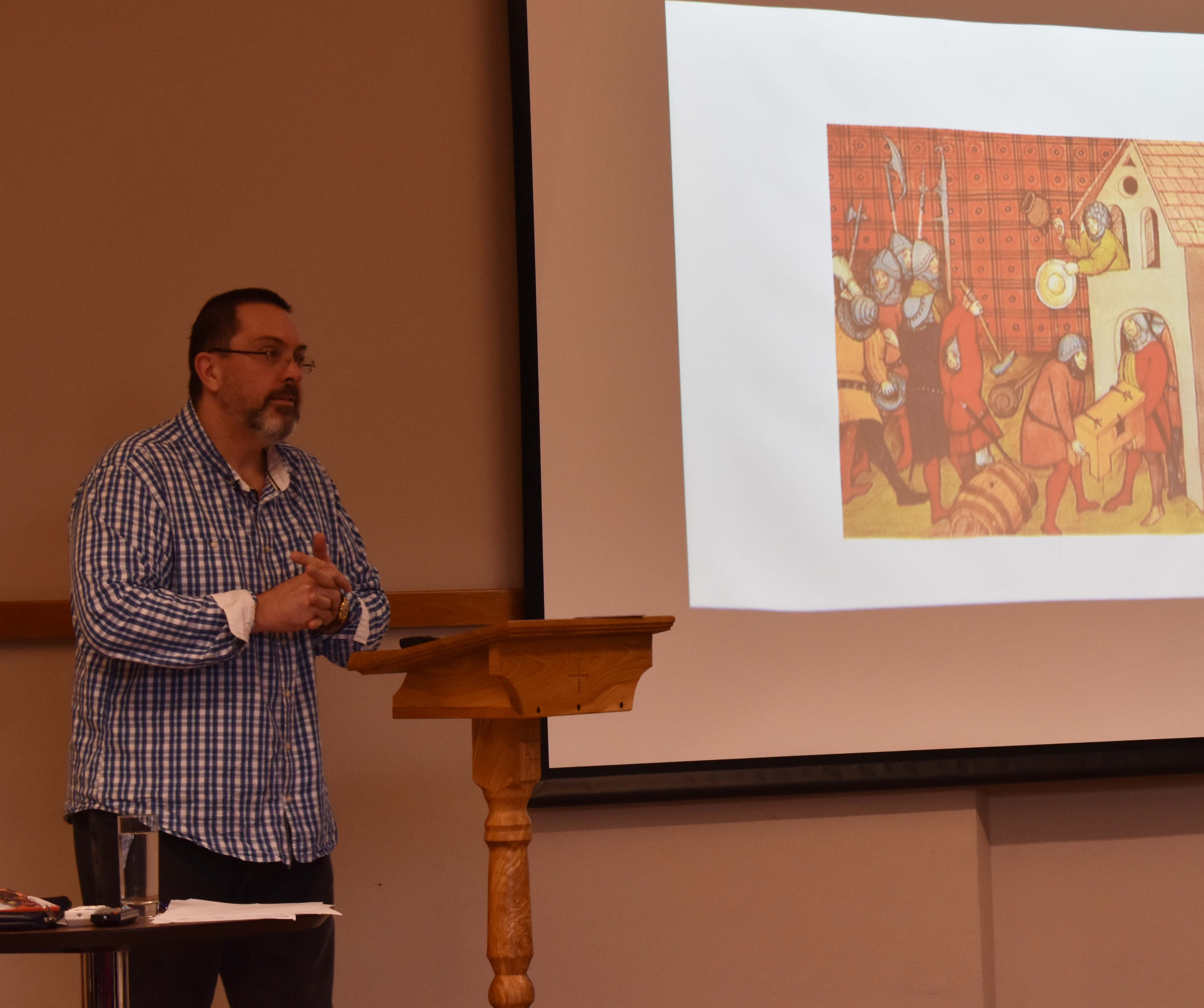 Conference Examining 'Benedictine Cultures.'