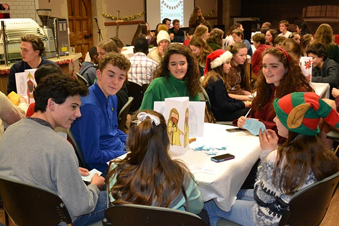 Lectio Christmas Celebration