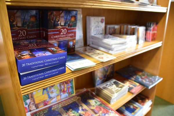 Downside Abbey Visitor Centre Christmas Gifts Range