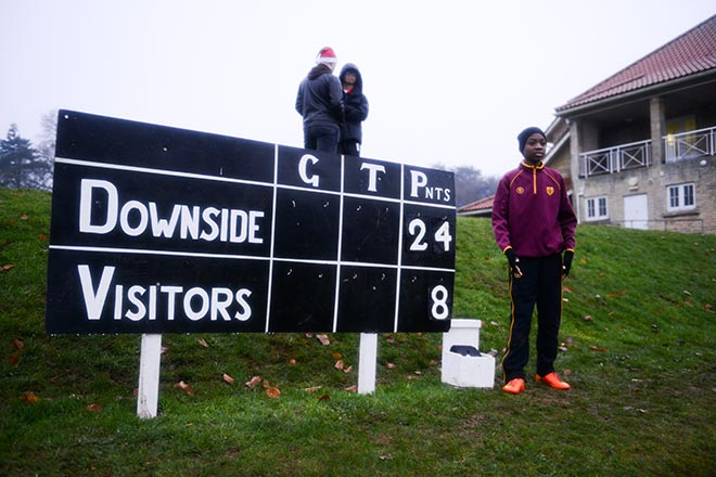 Downside Sports Score Board