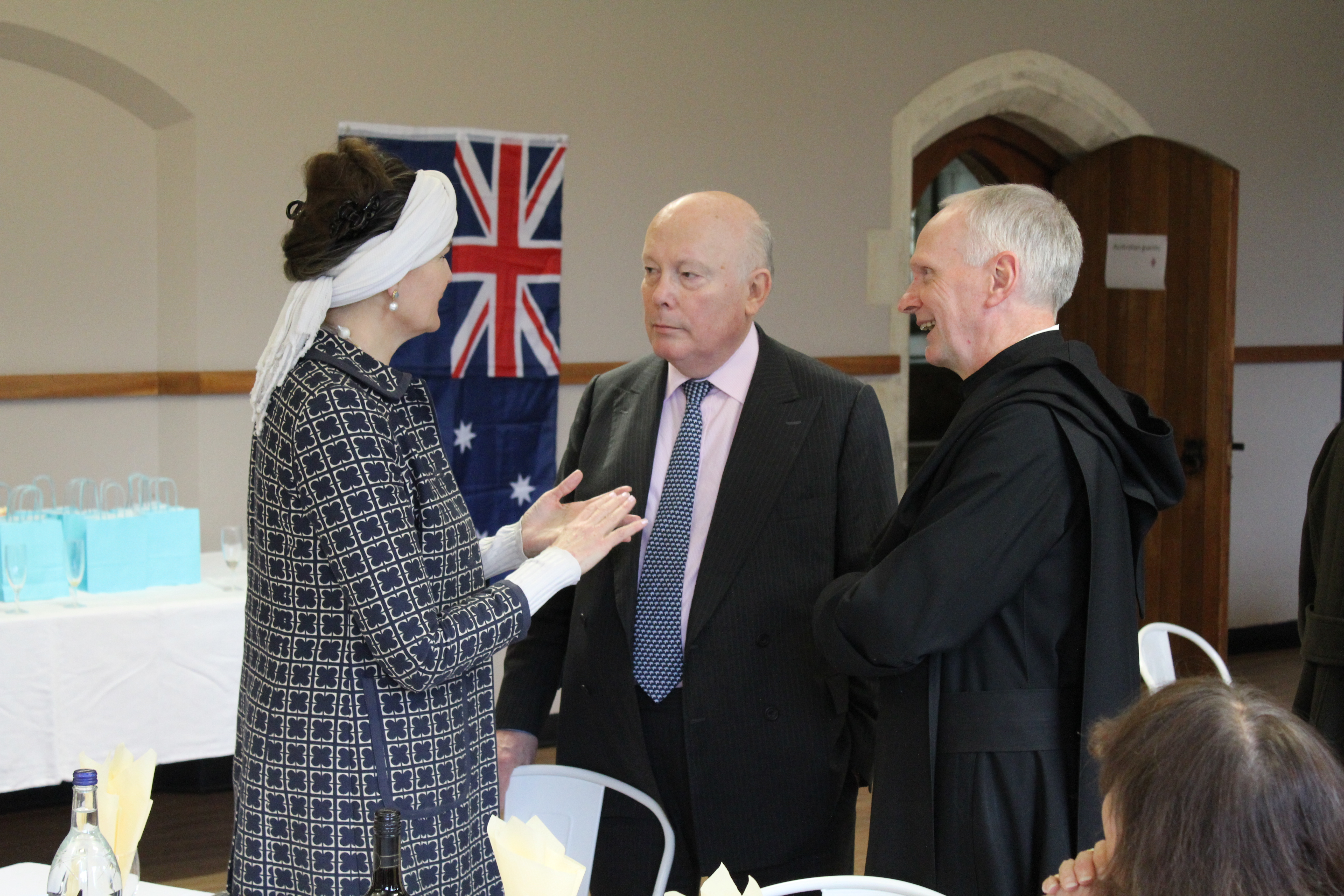 Downside British Australian Visit
