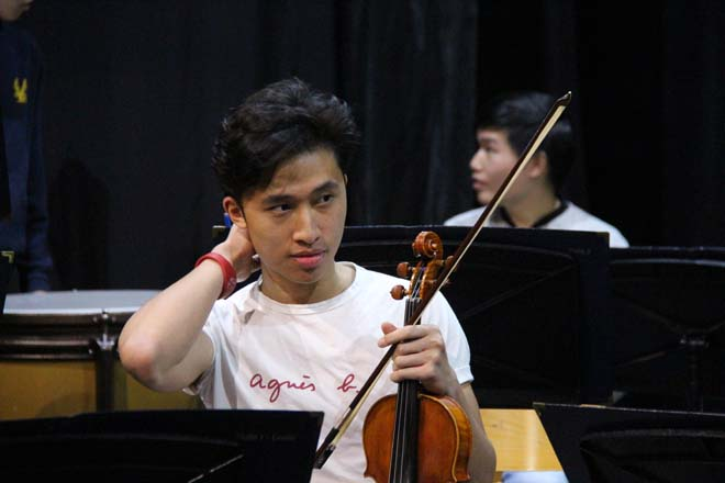 Concerto competition 2018