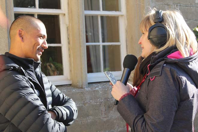 BBC Radio Somerset present live from Downside