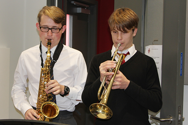 Downside School Somerset Music Performing Arts