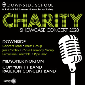 Downside School Somerset charity concert