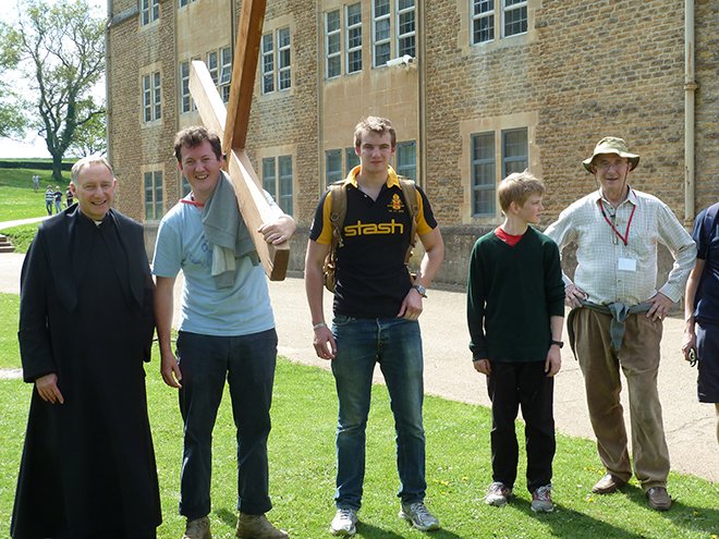 Downside School Easter Retreat