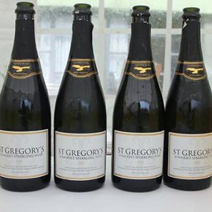 St Gregory's Sparkling Wine