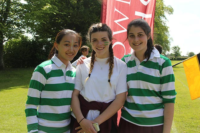 Catholic School Sports Day