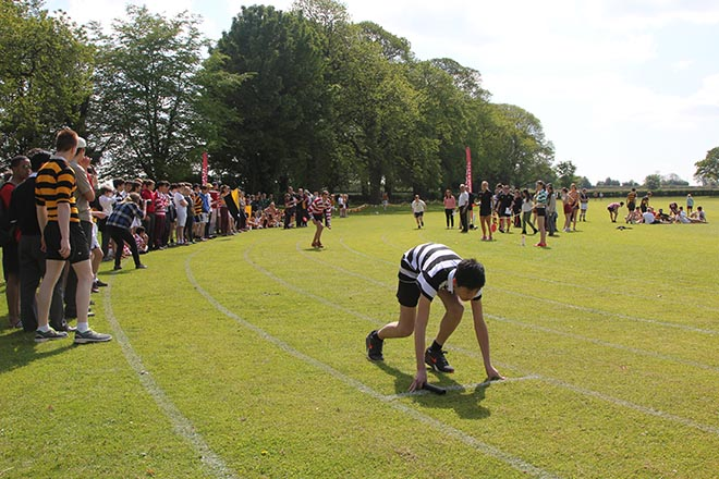 Downside Anual Sports Day