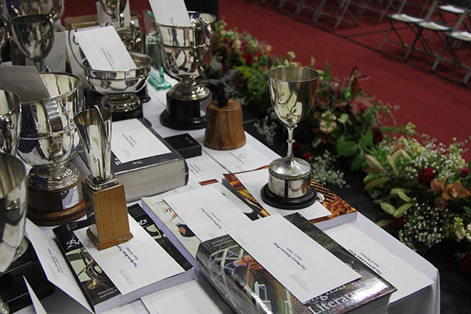 Downside Awards Ceremony