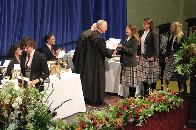 Sixth Form Awards Celebrations