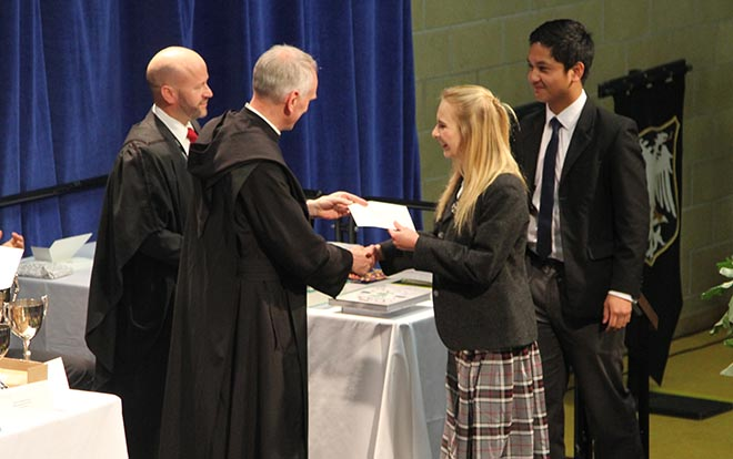 Sixth Form Awards Day