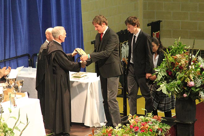 Independent School Prize cleberations
