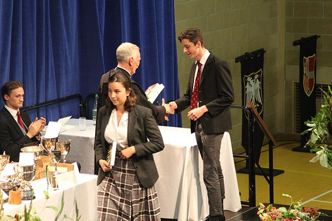 Downside School Student Celebrations