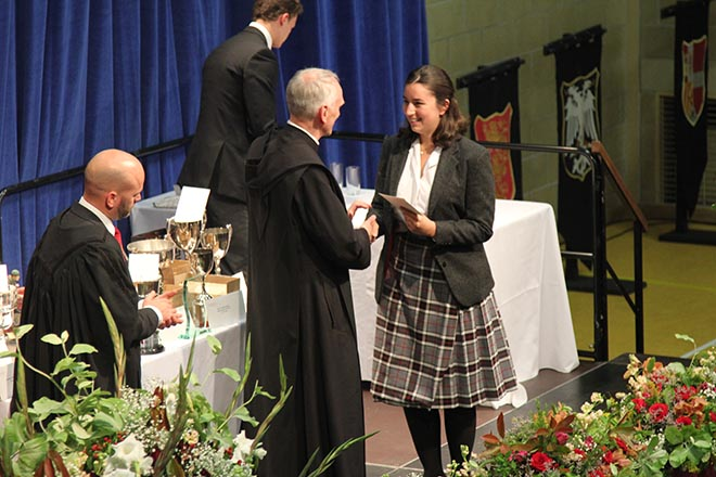 Downside School Prize Celebrations