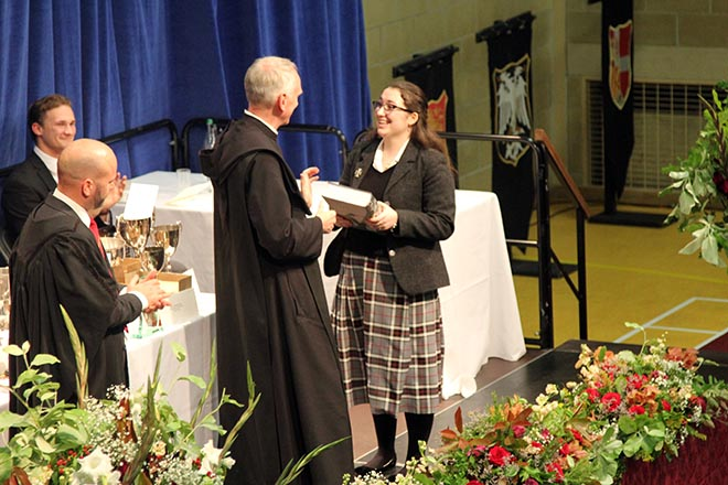 Downside School Award Celebrations