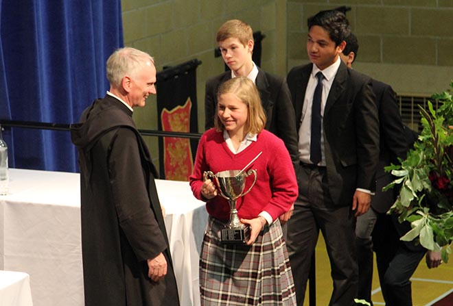 Catholic School Student Prizes