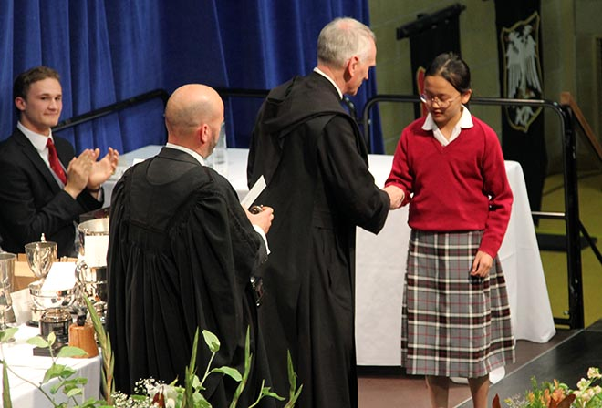 Downside Students Awarded Prizes