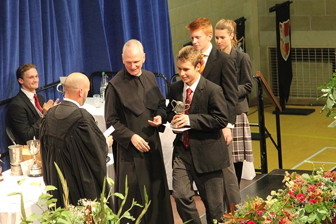 Downside Students Prize Day