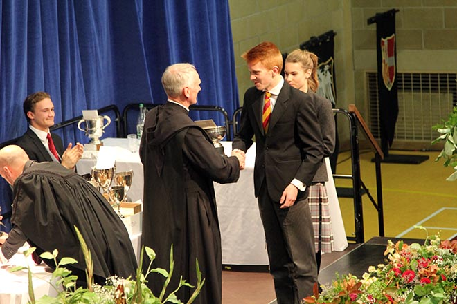 Downside School Student Prizes