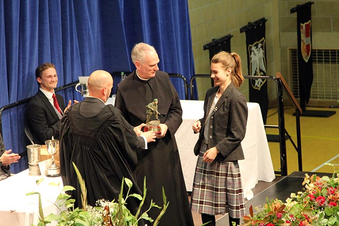 Downside School Student Awards