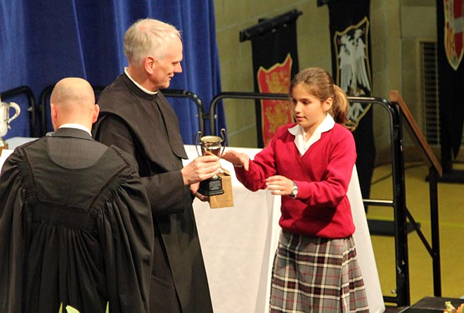 Downside School Award Winner