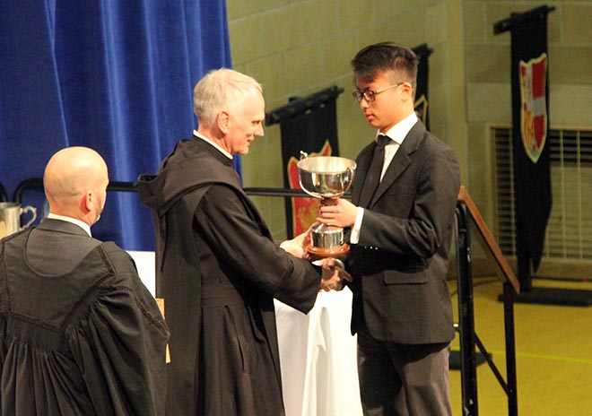 Downside School Prize Winners