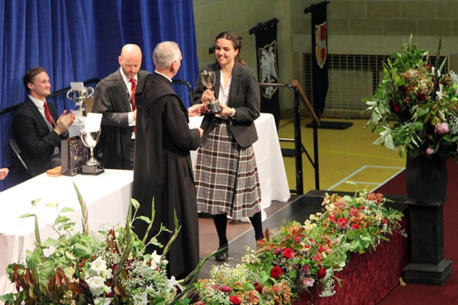 Sixth Form Prize Day
