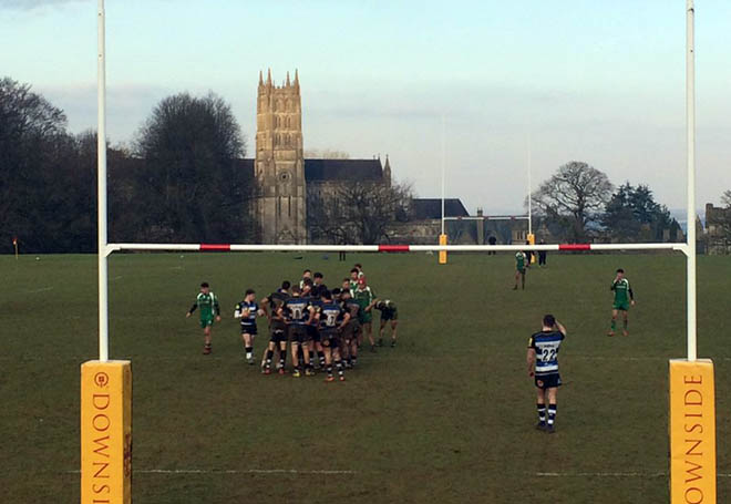Bath Catholic School Rugby
