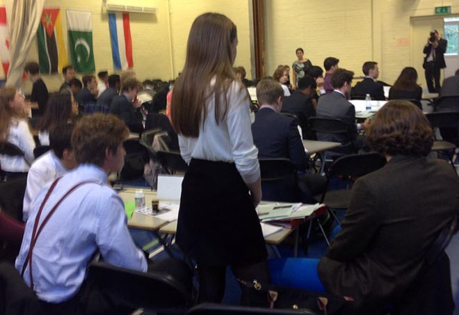 MUN Downside Debate