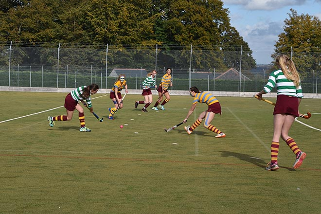 Inter- House Hockey Game