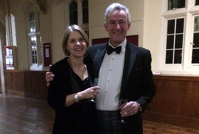 Parents Burns Night Event