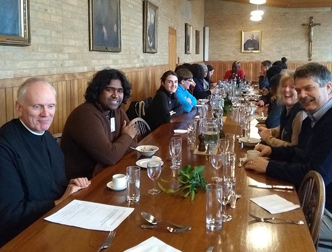 Downside Welcomes Young Catholics Vocations Discernment Retreat