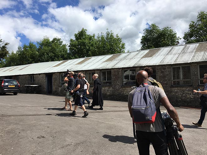 Salvage Hunters Film at Downside