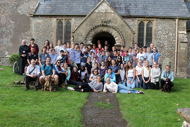 Thrid Form Student Retreat