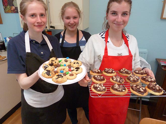 Great Downside Bake Off
