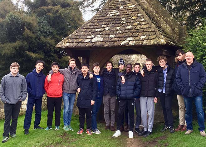 Downside Fifth Form Retreat