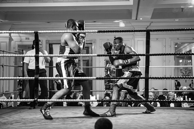 Downside Boxing Event