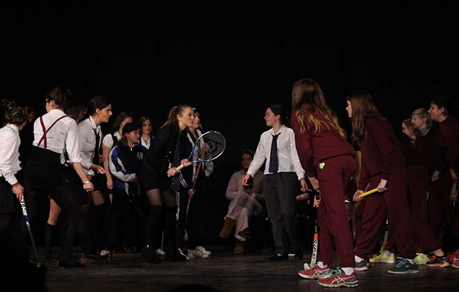 Inter-House Play Competition