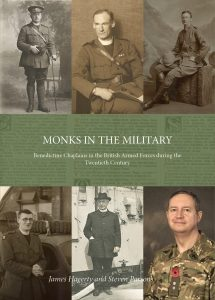 Image showing book cover featuring 6 military chaplains